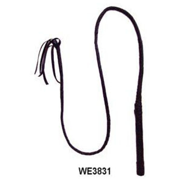 Leather Whip Stock Whip