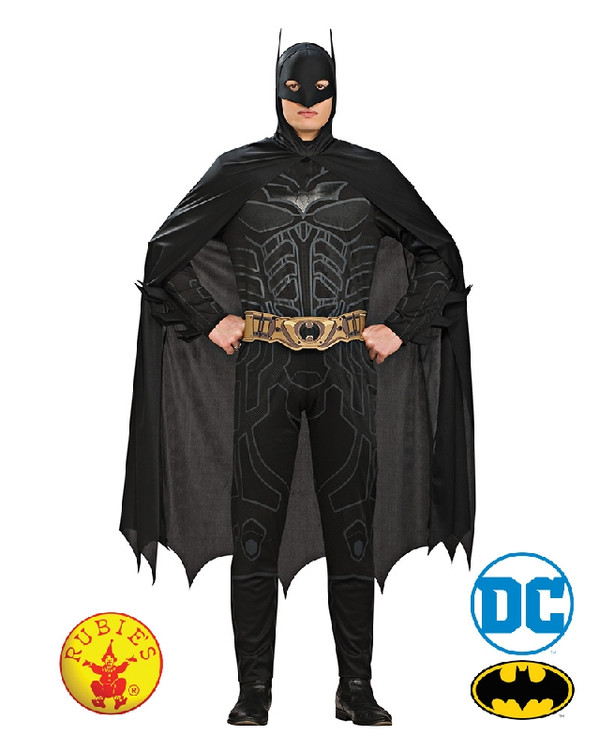 Batman - Deluxe  Dark Knight Batman Mens Costume