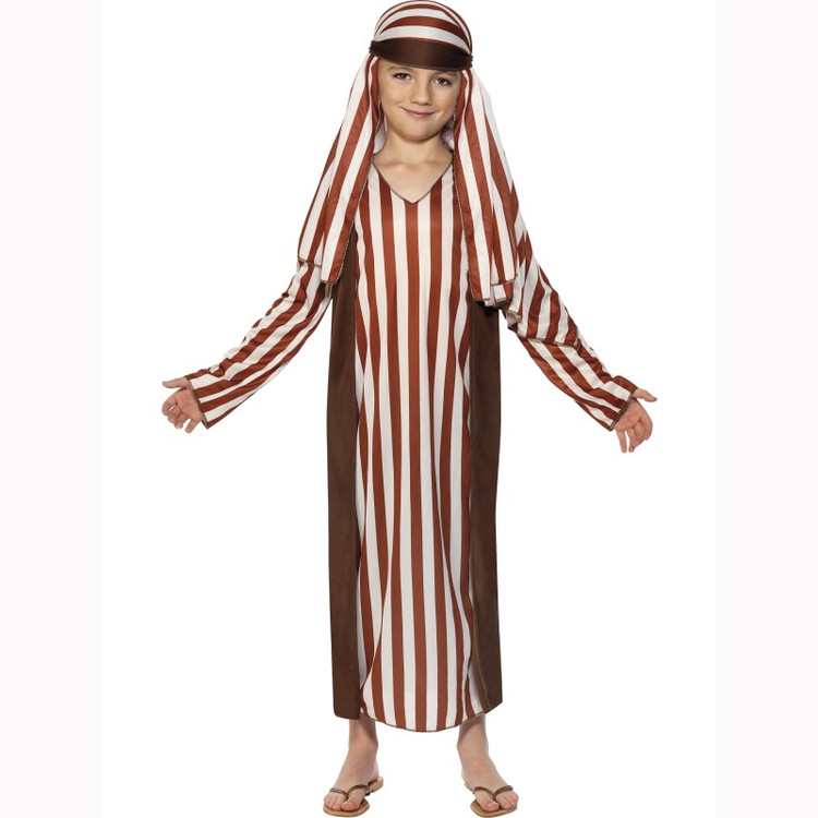 Nativity Shepherd Child Costume