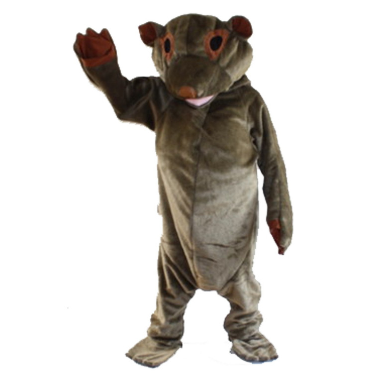 Wombat Animal Mascot Costume