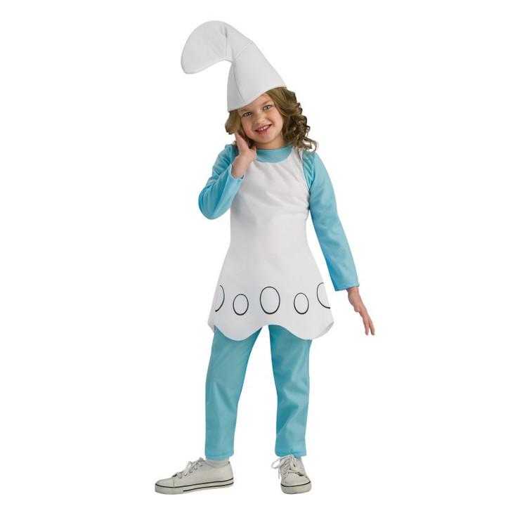 Smurfs Smurfette Child Costume