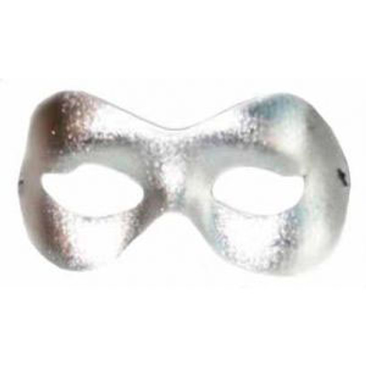 Fashion Mask - Silver