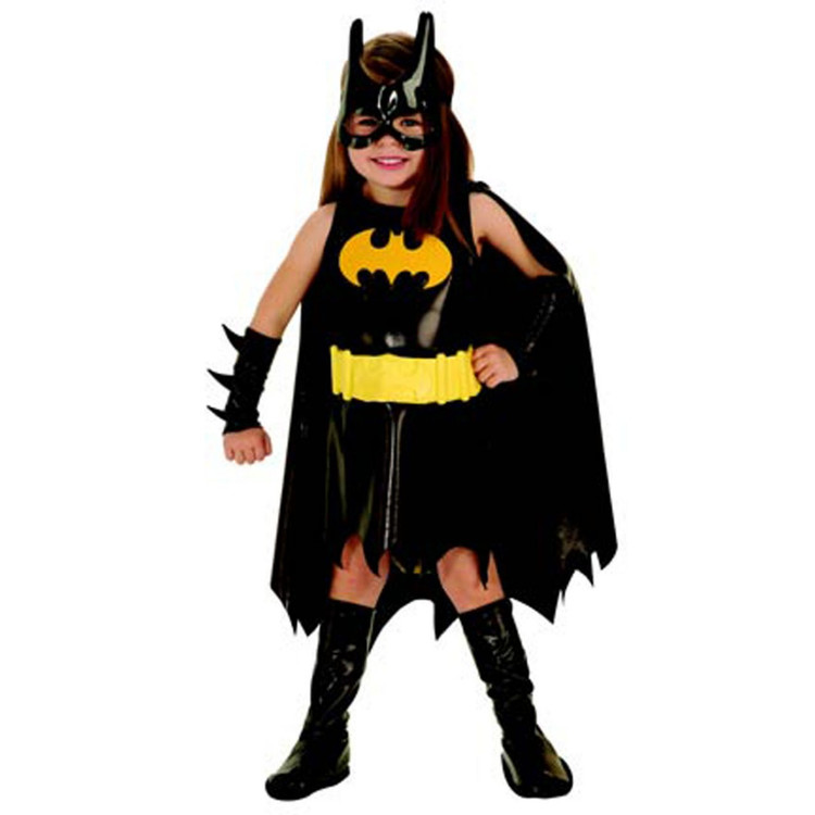 Batgirl Superhero Toddler Costume