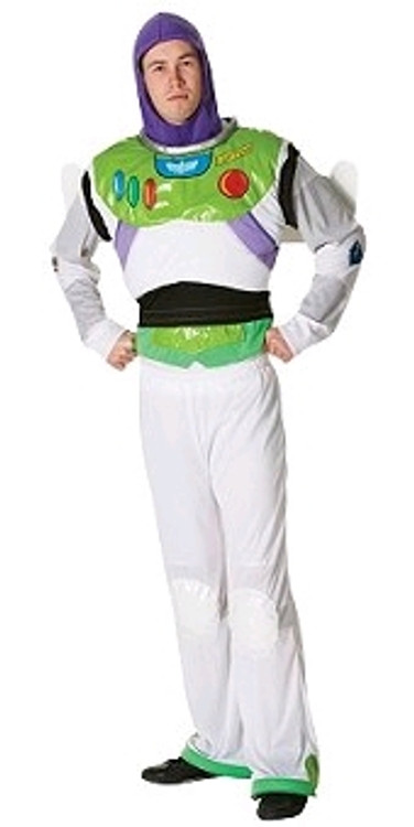Toy Story Buzz Lightyear Mens Costume