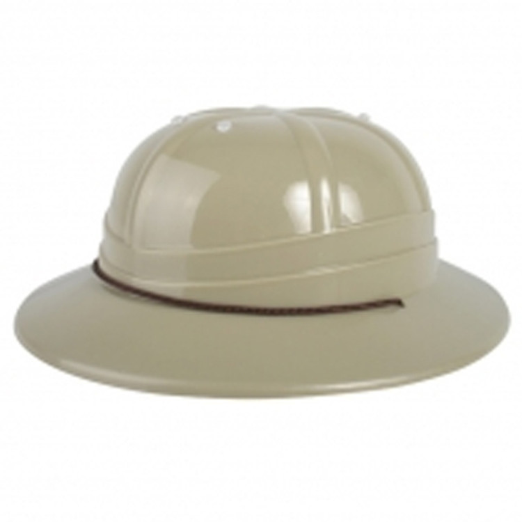 Pith Helmet - Safari Hat Plastic