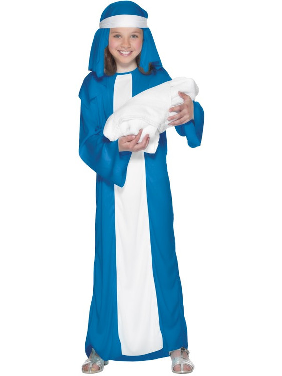 Nativity - Mary Child Costume
