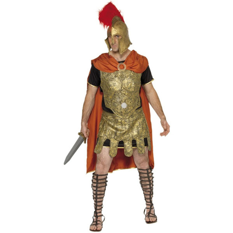 Roman Soldier Tunic Costume