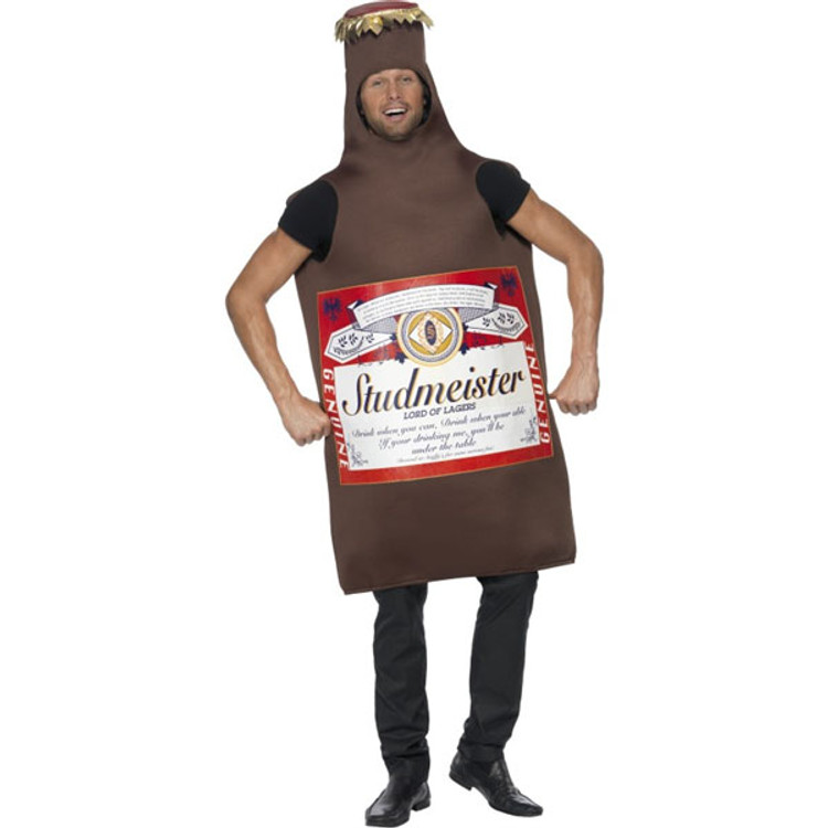 Studmeister Beer Bottle Oktoberfest Mens Costume