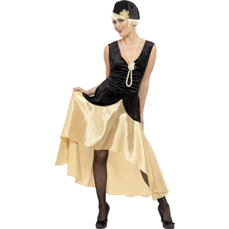 20s Gatsby Girl Womens Costume