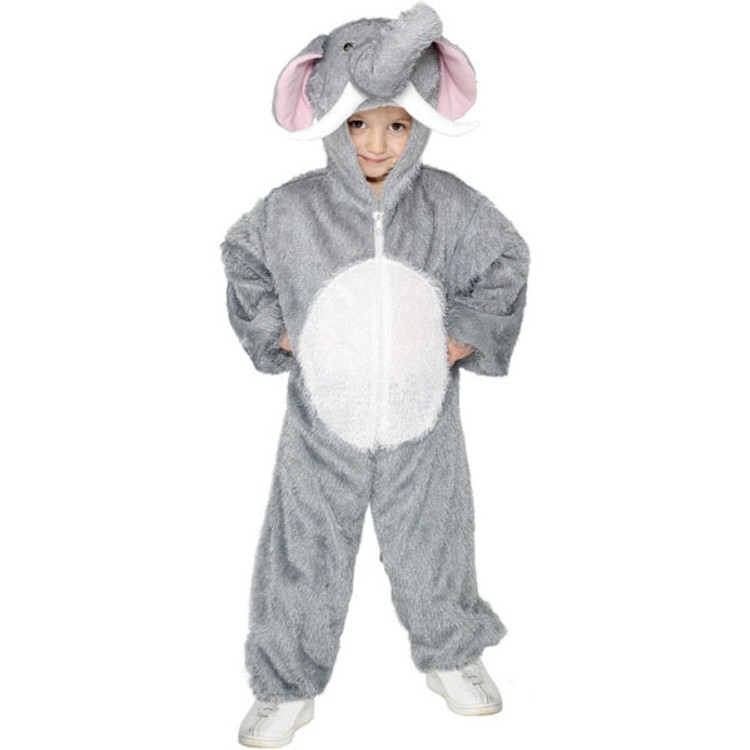 Elephant Kids Animal Costume