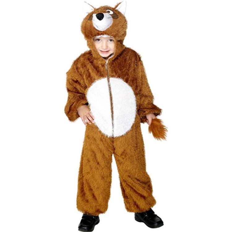 Fox Kids Animal Costume