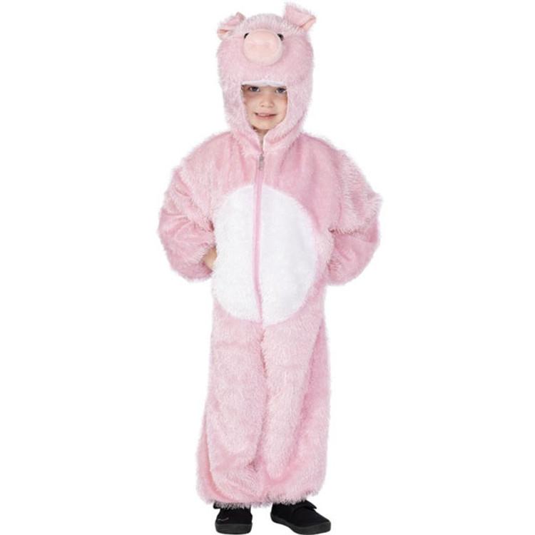 Pig Kids Animal Costume medium