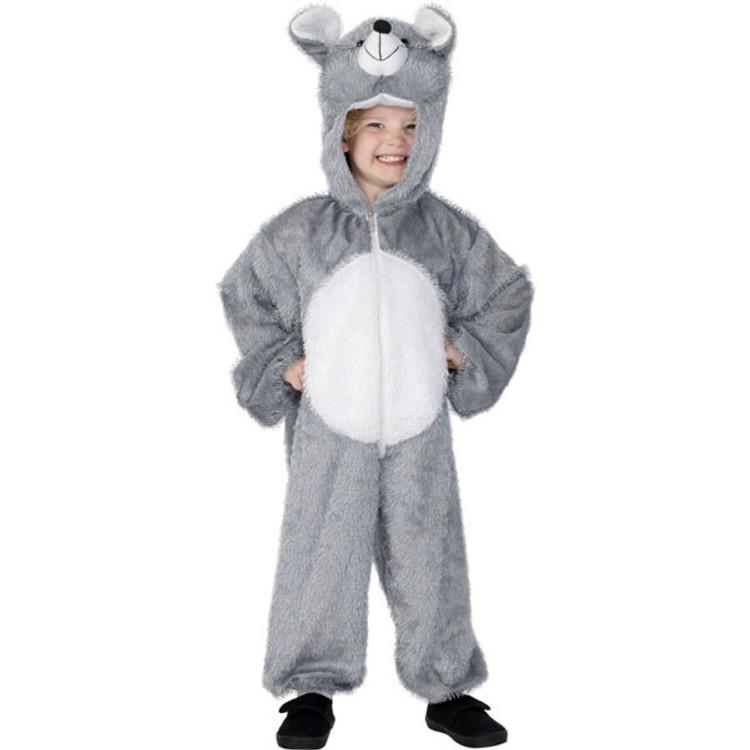 Mouse Kids Animal Costume Medium