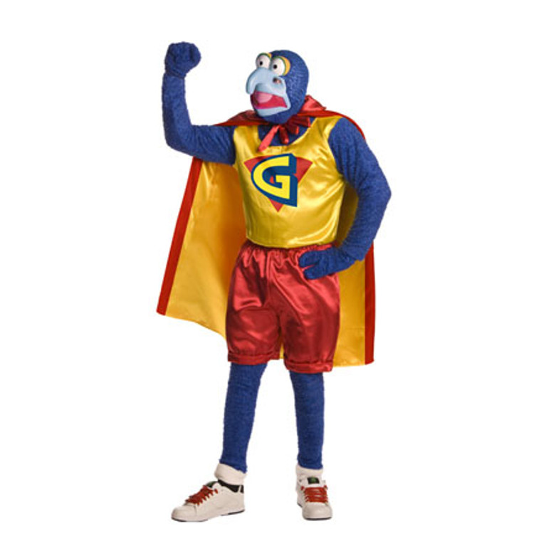 MUPPETS GONZO Mens Costume
