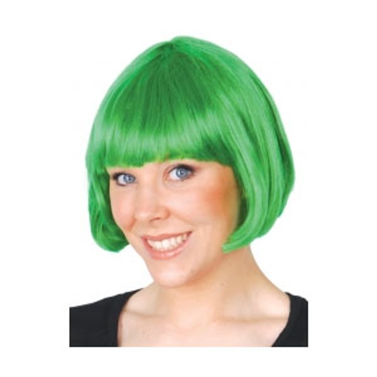 Bob Wig - Poppy Green