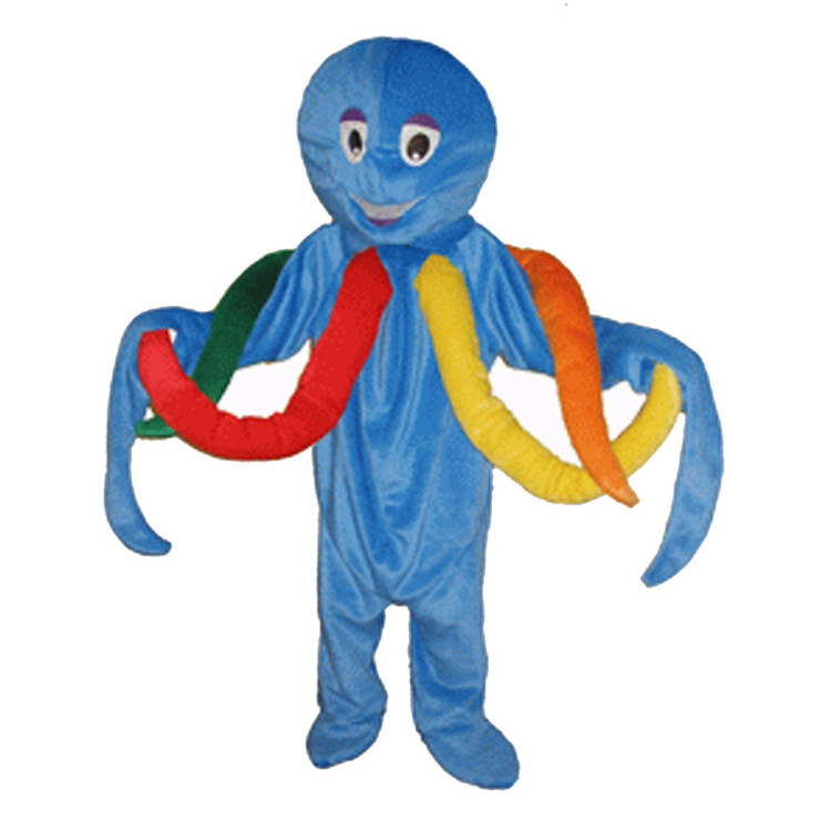 Octopus Animal Costume