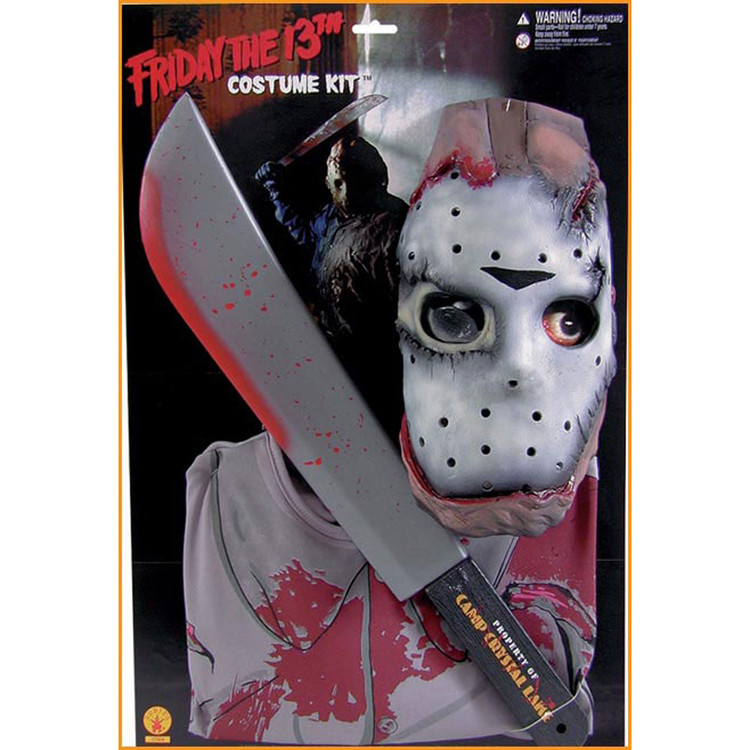 Jason Mens Blister Kit (from Friday the 13th)