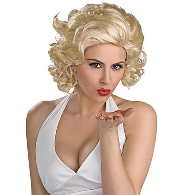 1920s Flapper/ Marilyn Wig