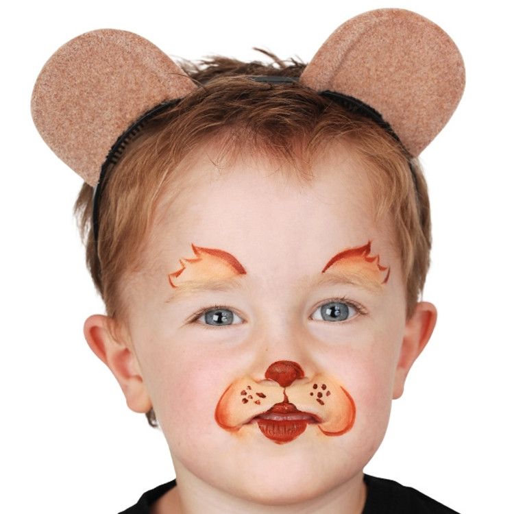 Teddy Bear Ears Headband
