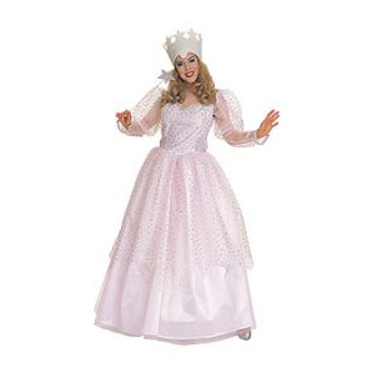 Glinda Fairy Godmother Womens Costumes