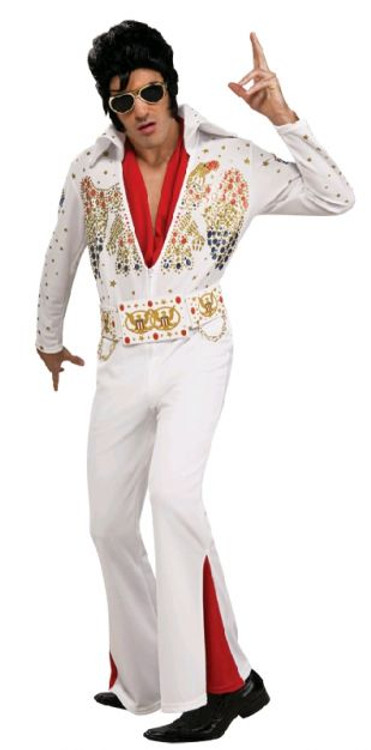 Elvis - Adult Deluxe Mens Costumes