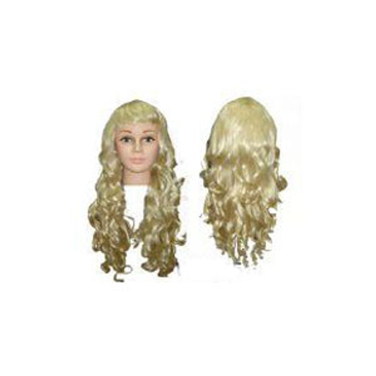 Long Mermaid Wig - Blonde