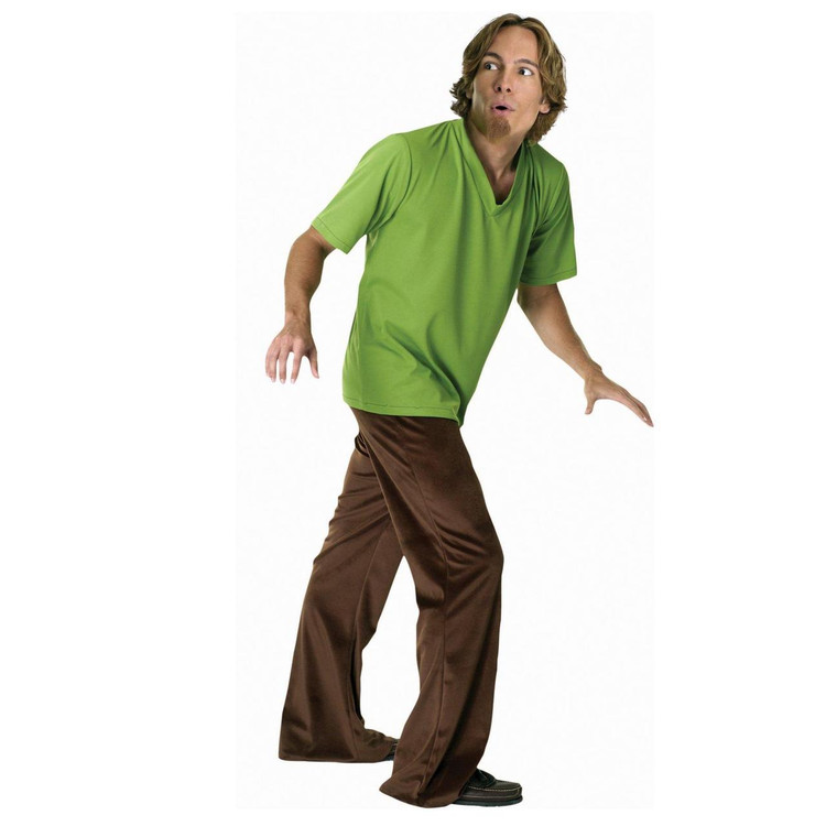 Scooby-Doo Shaggy Mens Costume