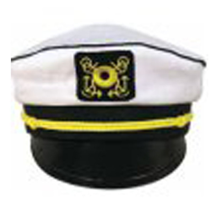 Sea Captain Hat