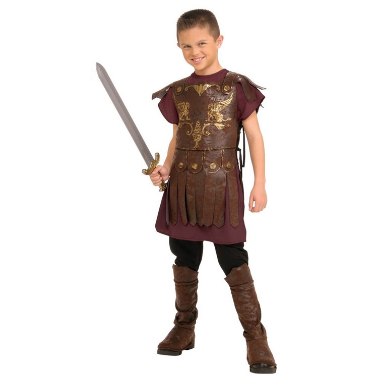 Gladiator Boys Costume - Small  sc 1 st  Costume Direct & Egyptian Costume Greek Costumes Roman Costumes | Online Costumes ...