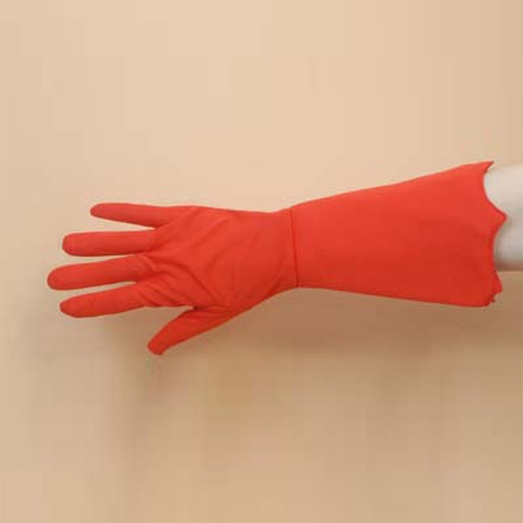 Superhero / Devil Red Adult Gloves