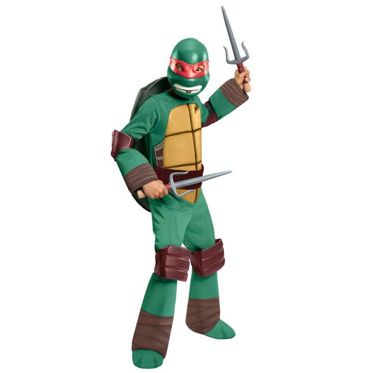 Teenage Mutant Ninja Turtles - Raphael Kids Costumes
