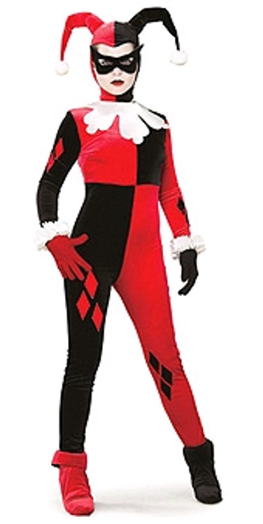 HARLEY QUINN Adult Women Costume