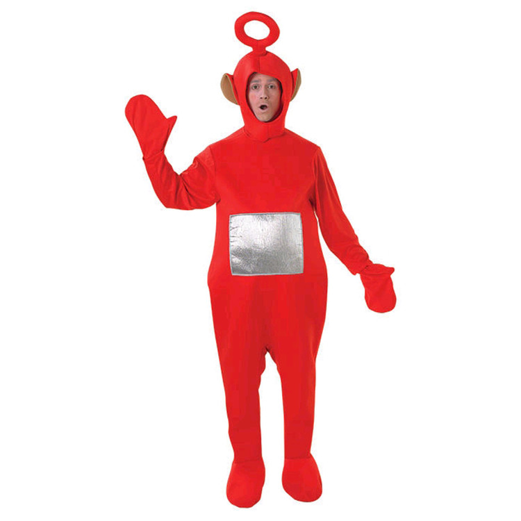 Teletubbies - Po Adult Costume