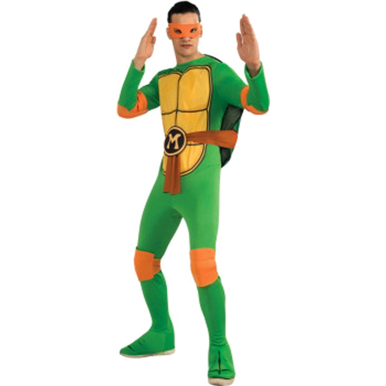 Teenage Mutant Ninja Turtles Michelangelo Men's Costume