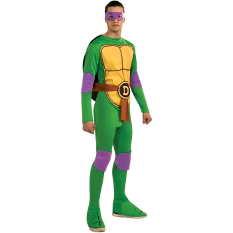 Teenage Mutant Ninja Turtles DONATELLO Men's Costume