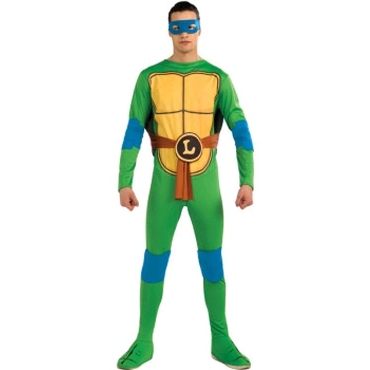 Teenage Mutant Ninja Turtles LEONARDO Men's Costume