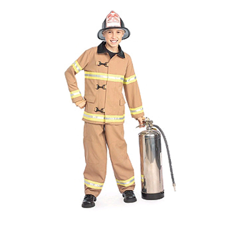 Firefighter Childrens Costume