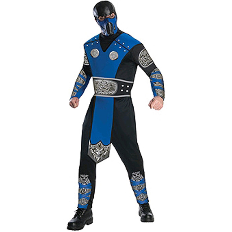 Mortal Kombat - Subzero Adult Costume