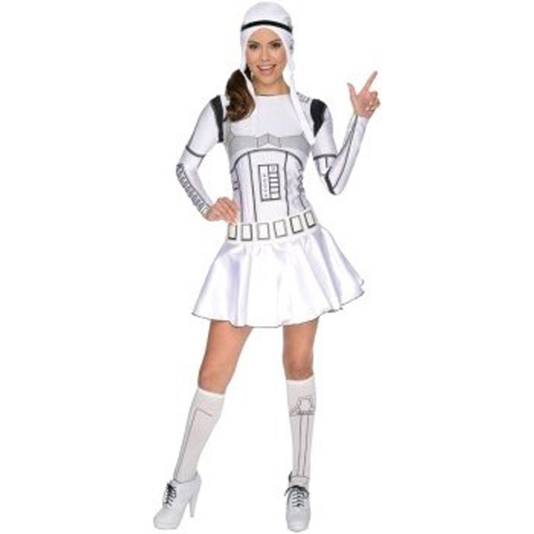 Star Wars - FEMALE STORMTROOPER