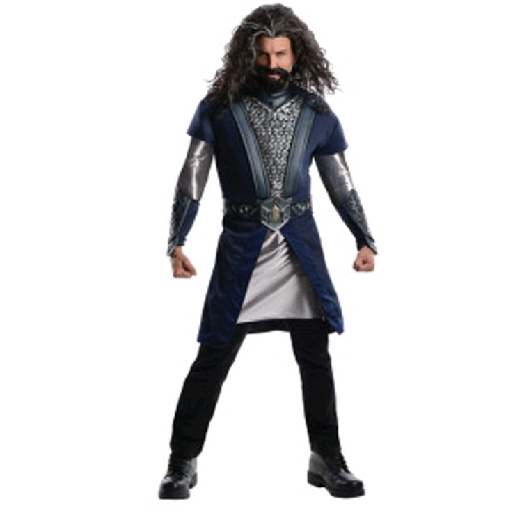 The Hobbit - Thorin Deluxe Mens Costume