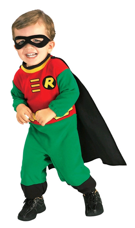 Teen Titans Robin Infant Costume