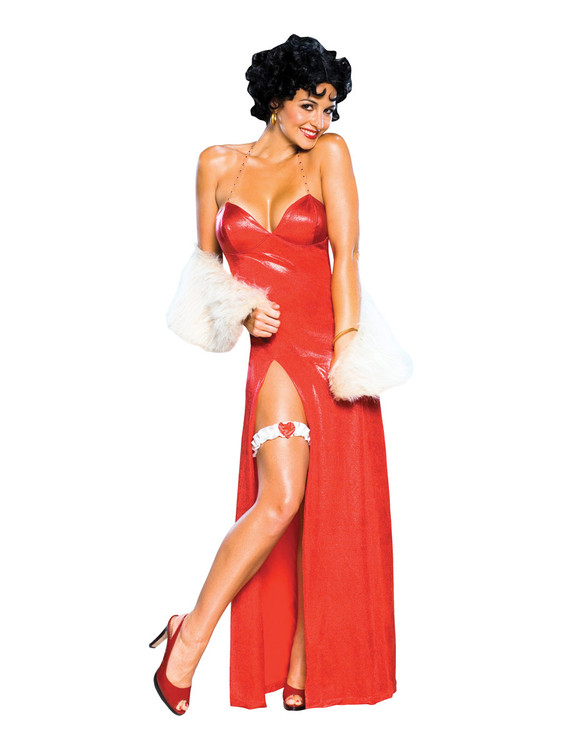 Betty Boop Starlet Womens Costume