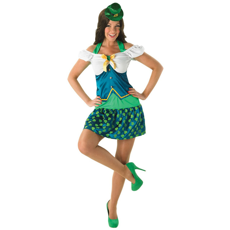 Irish Leprechaun Womens Costume