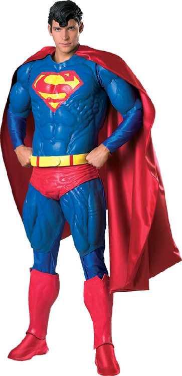 Superman Collectors Edition Superman Costume