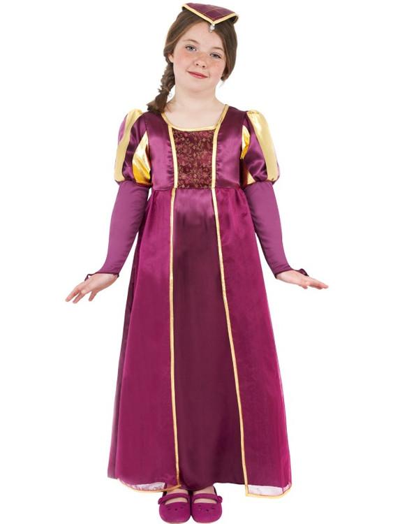 Tudor Girl Costume