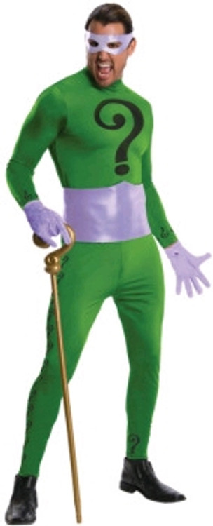Batman - Riddler Grand Heritage Mens Costume