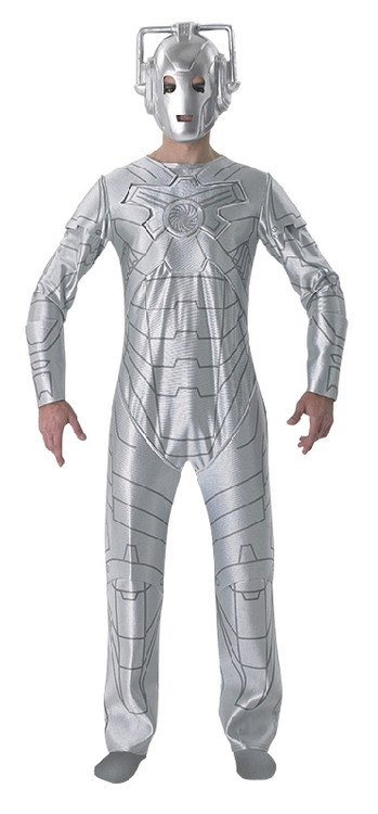 CYBERMAN Men Costume