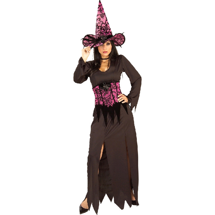 Witch Elegant Womens Costume