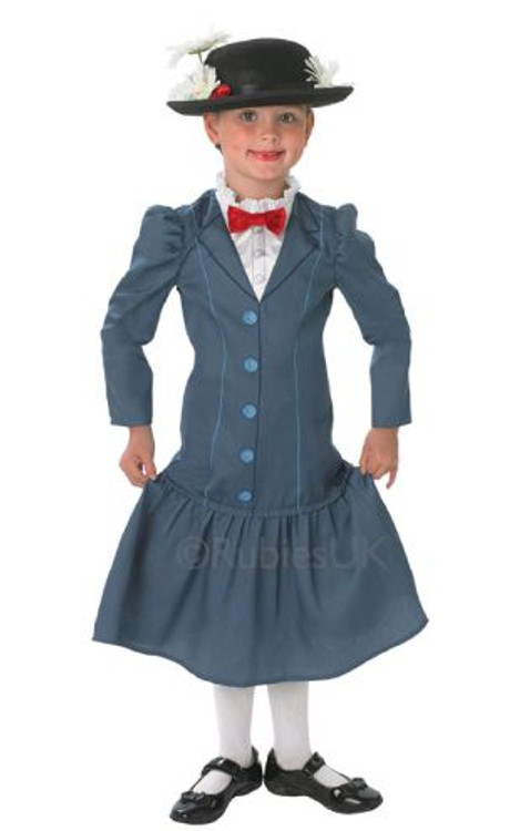 MARY POPPINS Girls Costume