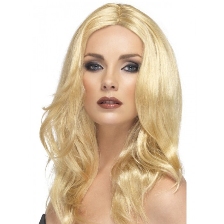 Superstar Women's Blonde Wig